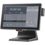 POS терминал-моноблок АТОЛ JAZZ 16, MSR, SSD, 4 GB, без ОС (51678)