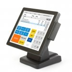 "POS терминал-моноблок POSCenter JAM (15"",J1900 2.0GHz, RAM4Gb, SSD128Gb, MSR) WIN10"